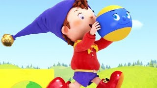 Noddy In Toyland   Bouncy Ball Comes to Play   Noddy English Full Episodes   Videos For Kids