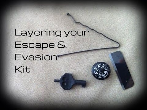 urban escape and evasion pdf