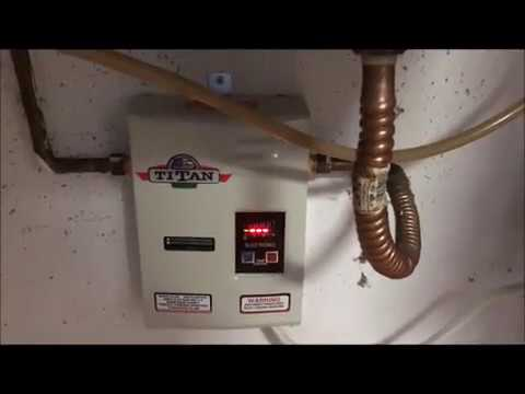 titan water heater wiring diagram how to install titan water heater in your home youtube  how to install titan water heater in