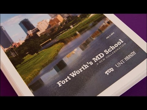 UNTHSC and TCU announce new medical school