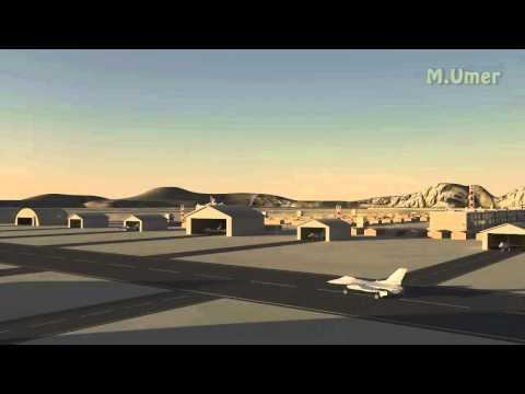 Military Airbase (3D Model).