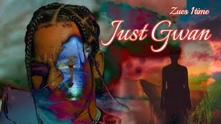 Zues 1Time - Just Gwan [Audio Visualizer]