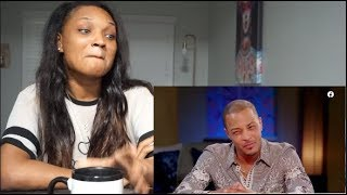 TI & Tiny Red Table Talk REACTION