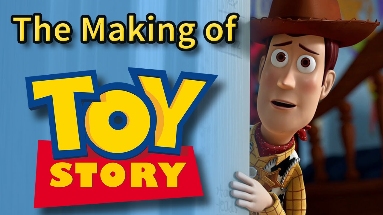 The Making Of Toy Story 1995 Youtube