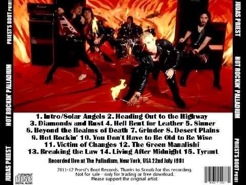 Judas Priest -  in New York City 19810722