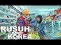 Borong Mini Market Korea RUSUH!!! | Gen Halilintar