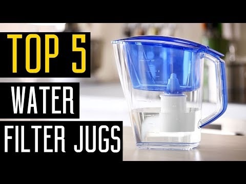 Best Water Filter Jugs 2018 - Best Water Filter Pitcher Review