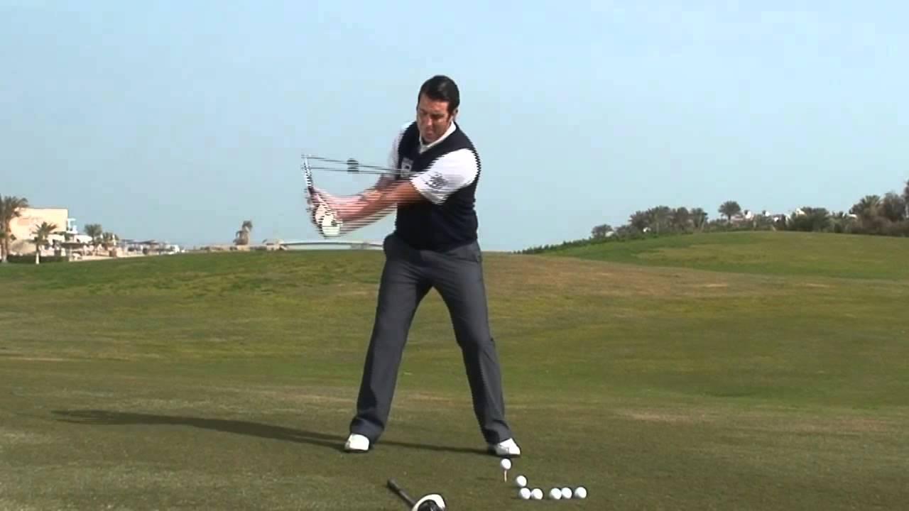 Sure-Set - the world's best golf training aid - YouTube