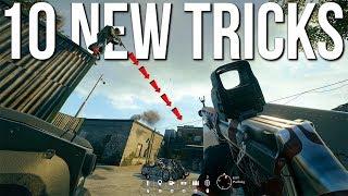 MORE NEW Insane Angles For Easy Kills + INVINCIBLE Valk Cam?! - Rainbow Six Siege Tips & Tricks
