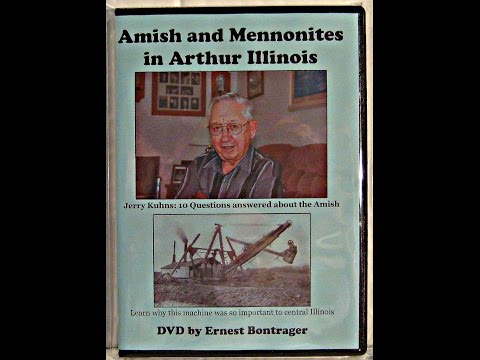 History of the Amish in Arthur Illinois
