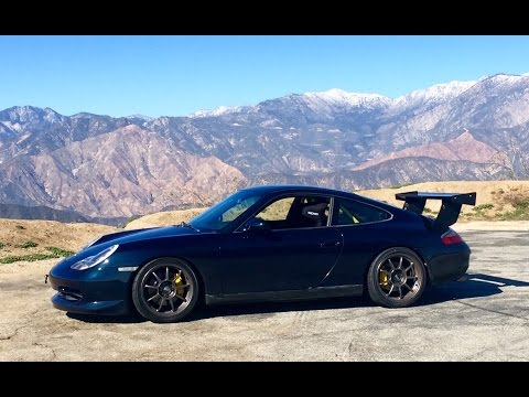 Modified Porsche 996 Carrera - One Take