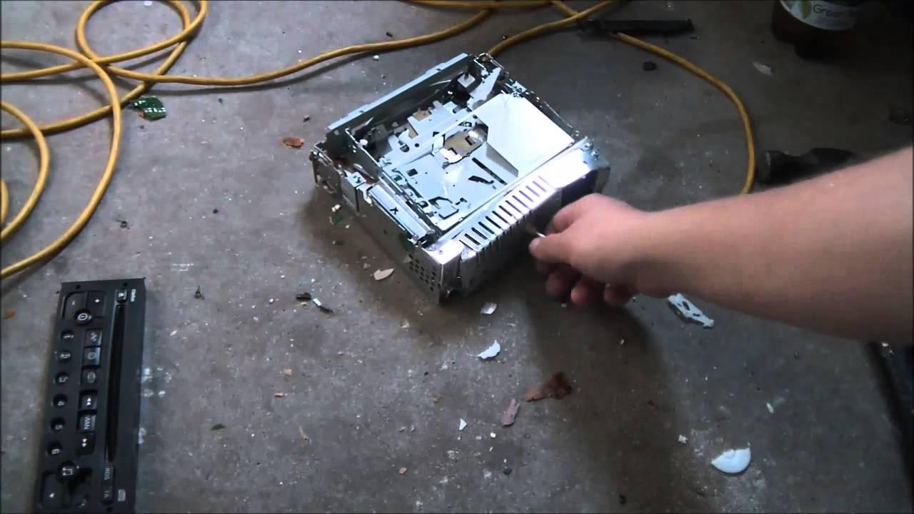 Smashing Clarion Car Radio Youtube