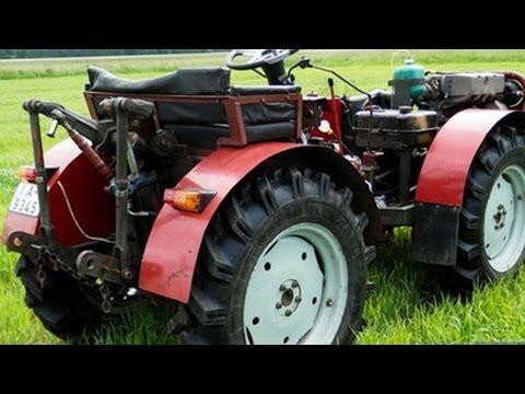 видео: #769. Самоделки тракторов