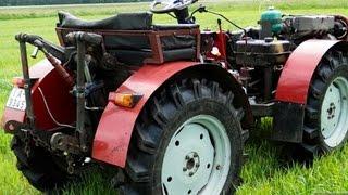 #769. Самоделки тракторов