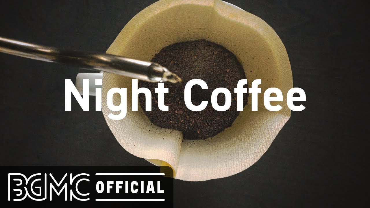 Night Coffee: October Piano Jazz - Relax Autumn Coffee Shop Cafe Music