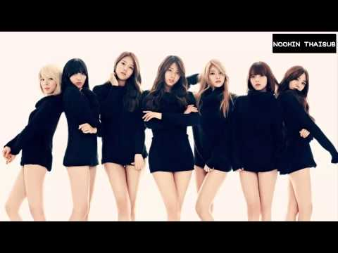 [Thai sub] AOA - Gonna get your heart