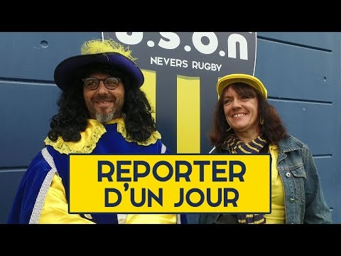 REPORTERS D'UN JOUR : NEVERS VS MASSY