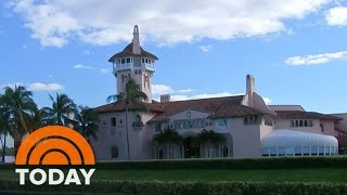 Thanksgiving At The Trumps: Inside Their Mar-a-Lago Estate | TODAY