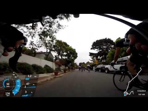 Santa Monica Thursday bike ride July 10th 2014