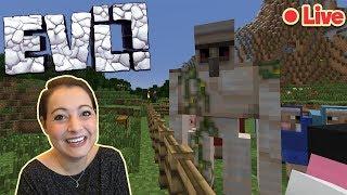 🔴 LIVE! Minecraft Evo SMP