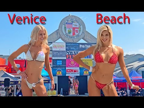 labor day weekend 2019 bodybuilding competition venice beach california