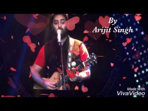 Chookar mere maan ko Live by Arijit Singh