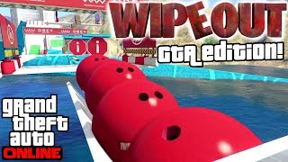GTA Wipeout! - GTA Olympics
