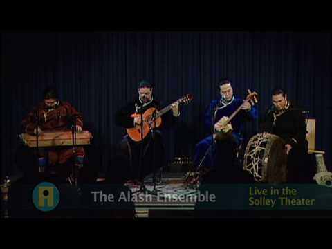 """Alash Ensemble  """"The Reindeer Herder's Song"""" - Arts Council of Princeton"""