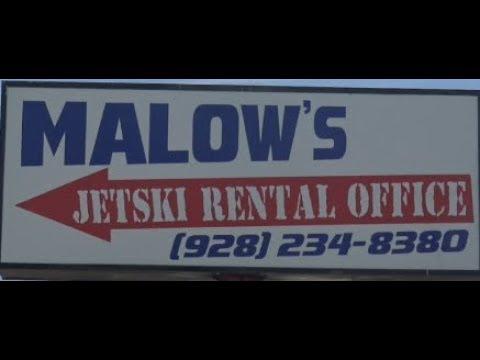 Malow's Jet Ski Rental Video