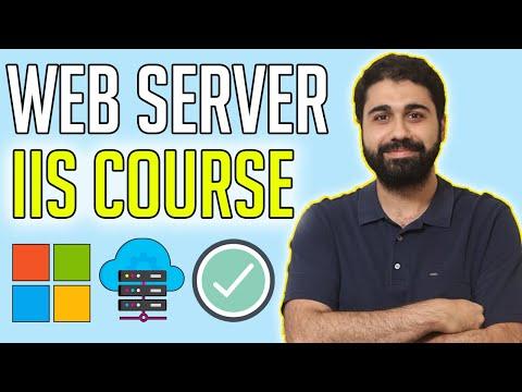 Learn Web Server IIS in 30 Minutes