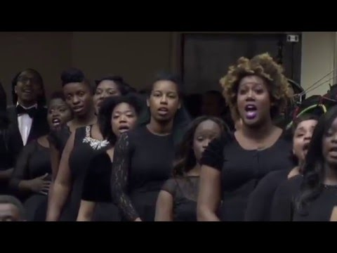 Oakwood University Aeolians - Come Thou Fount of Every Blessing