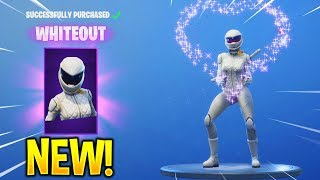 *NEW* WHITEOUT & OVERTAKER Skins! (Batsickle Is Back New Item Shop) Fortnite Battle Royale