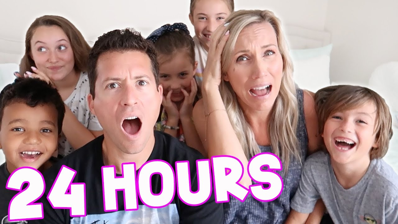Parents Say Yes To Everything Kids Say For 24 Hours Youtube
