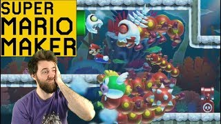 Who Could Be So Cruel? // SUPER EXPERT NO SKIP [#24] [SUPER MARIO MAKER]