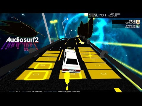 Audiosurf 2: Fastway - Ministry of Power