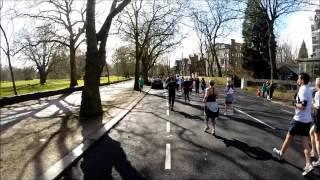 2014 btr liverpool half marathon filmed with a gopro hero 3 silver edition