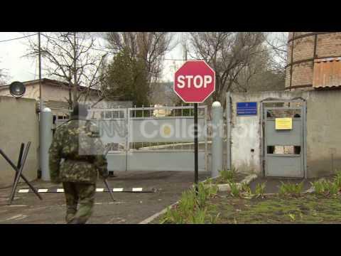 UKRAINE:REFERENDUM VOTE AT ARMY BASE