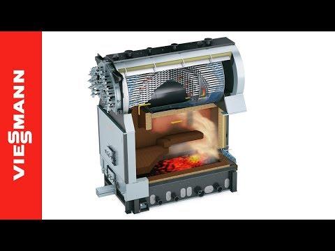 Viessmann Biomass Heating Technology