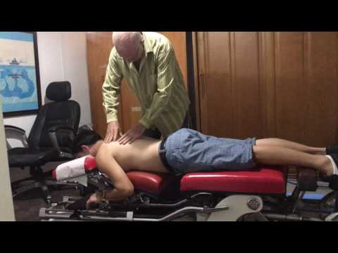 Back and Neck Adjustments | Chiropractor in Cebu, Philippines