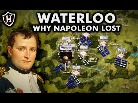Waterloo ⚔️ The Truth Behind Napoleon's Final Defeat