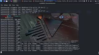 Kdenlive | Libre Video Editor | free video editor for kali linux