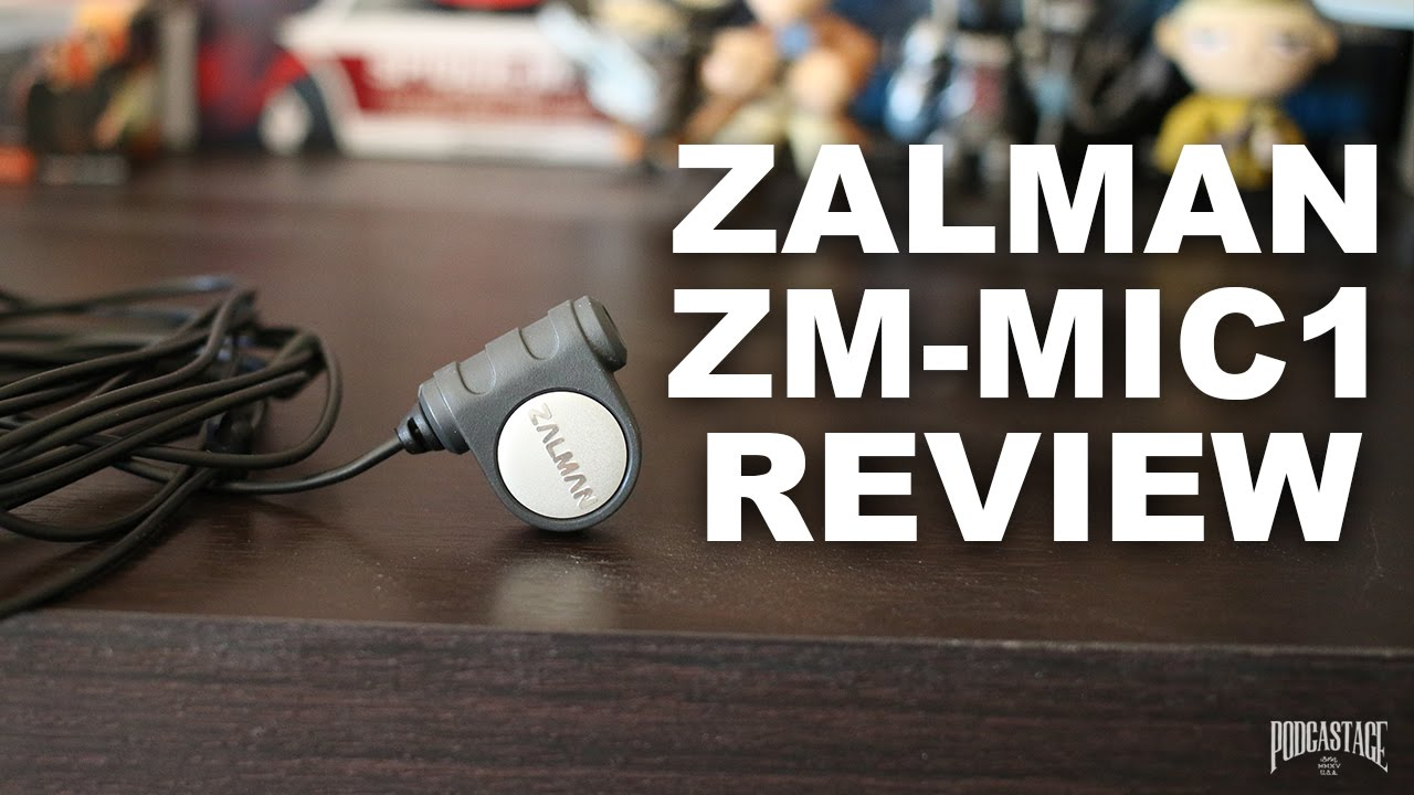 ZALMAN ZM-MIC1 TREIBER WINDOWS 7