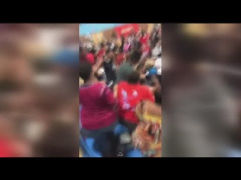 Fight breaks out at Brainerd basketball game