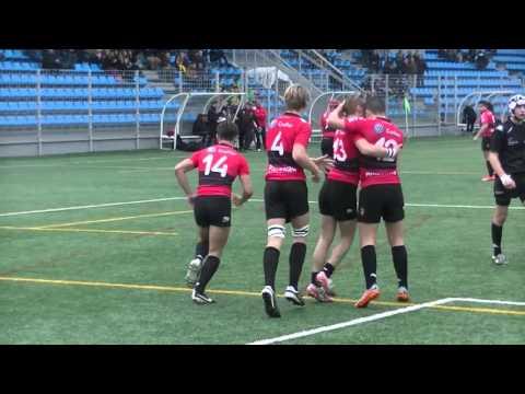 Rugby Club Toulonnais vs Le Parc Résumé Match Championnat de France Cadets Live TV Sports 2016