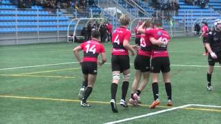 Rugby Club Toulonnais vs Le Parc Résumé Match Championnat de France Cadets Live TV Sports 2016