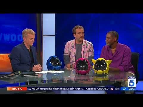 Tim Russ & Chris Candy Share Laughter on
