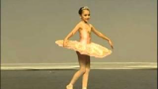Isabella's Classical Ballet Solo Rockhampton Dance Festival 2010