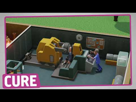Two Point Hospital - Video