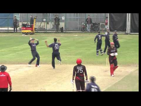2nd T20i: Hong Kong v Scotland (2016)