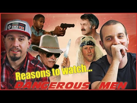Seven Dollar Sandwich - Reasons to watch... Dangerous Men!!! B movie glory